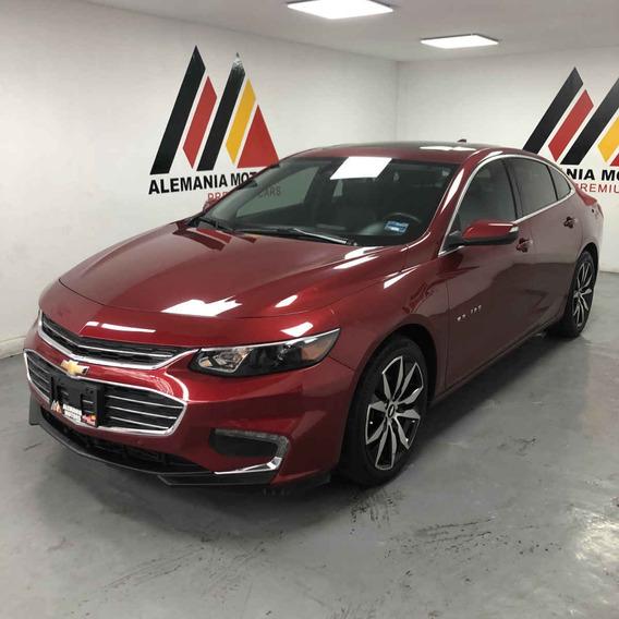 Chevrolet Malibu 2017 4p Lt L4/2.0/t Aut