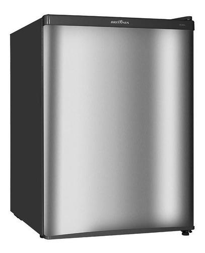 Geladeira/refrigerador 67 Litros 1 Portas Platinum - Britania - 110v - Bfg85pl