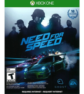 Need For Speed Xbox One Juego Fisico Original Sellado