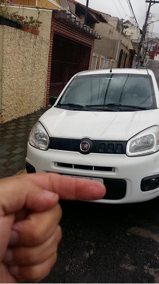 Fiat Uno Attractive 1.0 Flex 2016 4 Portas