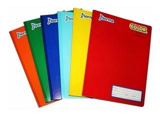 10 Cuaderno Profesional Cosido Marca Norma