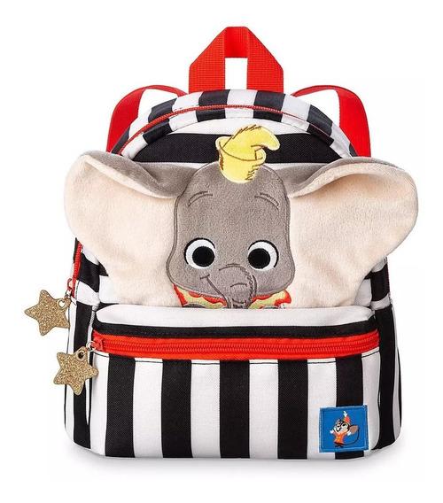 Disney Store Dumbo Mochila Para Jardín Nueva!