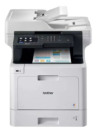 Brother L8900 Impressora Multifuncional Brother Mfc-l8900cdw