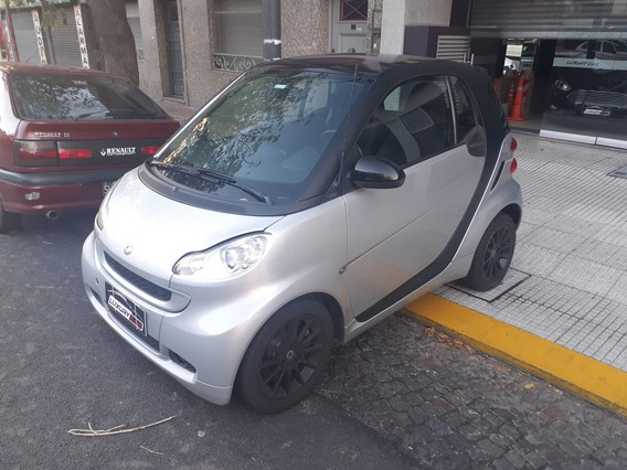 Smart Fortwo 2012 1.0 Passion 84cv Anticipo Y Cuotas