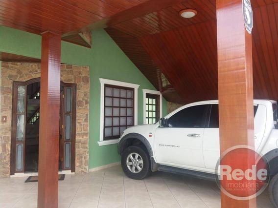 Casa Com 3 Dormitórios À Venda, 185 M² Por R$ 770.000 - Jardim Valparaíba - São José Dos Campos/sp - Ca4083