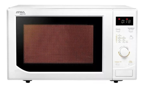 Microondas Grill Atma Easy Cook MD928GN  blanco 28L 220V