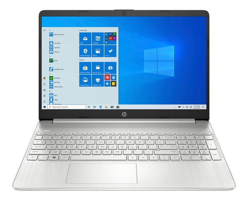 Notebook Hp 512gb Ssd 8gb Ram Amd Ryzen 7 15,6 Touchscreen