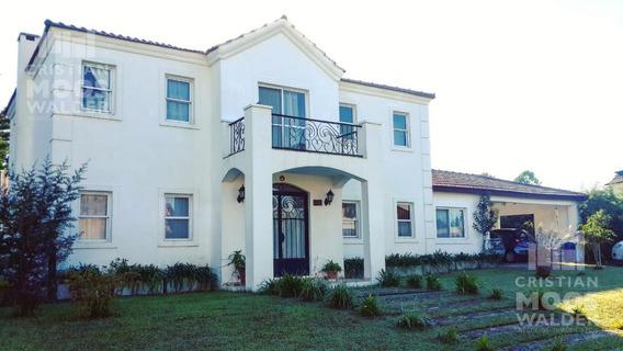 Casa En Venta- Cristian Mooswalder Negocios Inmobiliarios