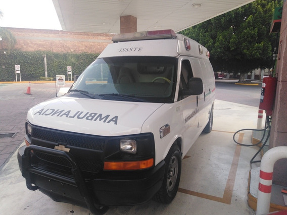 Chevrolet Express Ambulancia Expréss