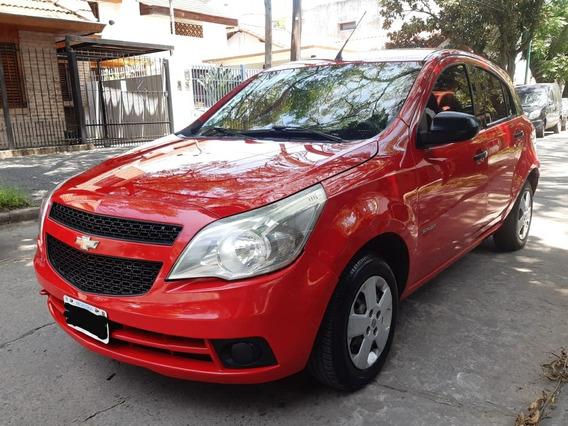Chevrolet Agile 1.4 Ls Gnc 5ta Gen