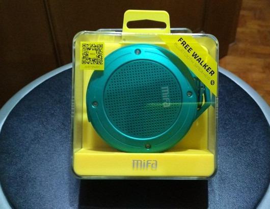 Mifa Free Walker F10 Bluetooth Speaker