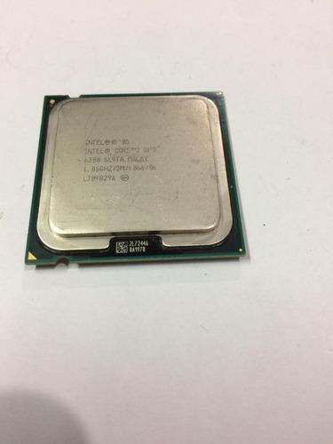 Processador Core2 Duo E6300 - Usado