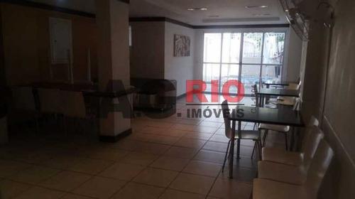 Apartamento-à Venda-taquara-rio De Janeiro - Tqap20243