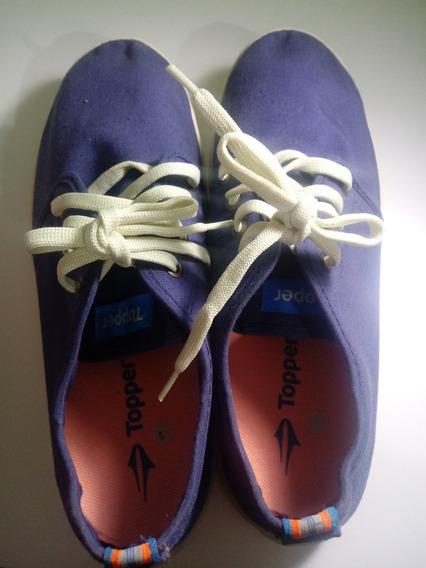Zapatillas Topper De Hombre