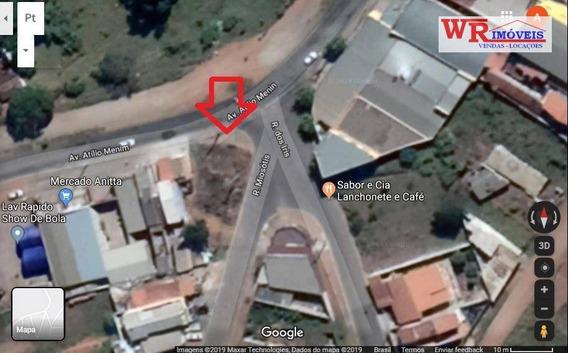 Terreno À Venda, 323 M² Por R$ 130.000,00 - Jardim Águas Claras - Bragança Paulista/sp - Te0121
