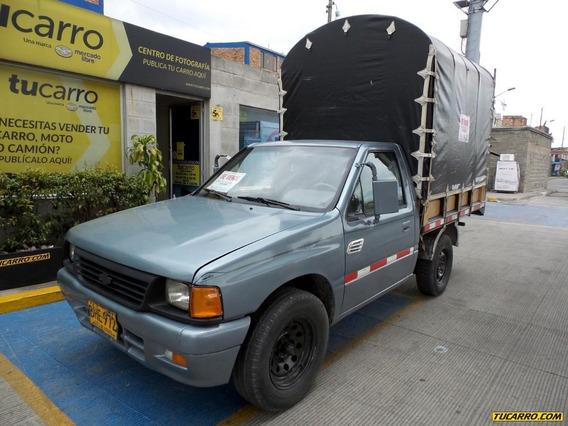 Chevrolet Luv Tfr Estacas