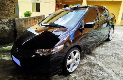 Honda City Preto Lx, Motor 1.5, Manual - Ipva 2020 Pago