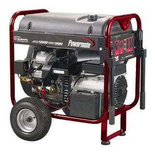 Planta Electrica Powermate Professional Series Subaru
