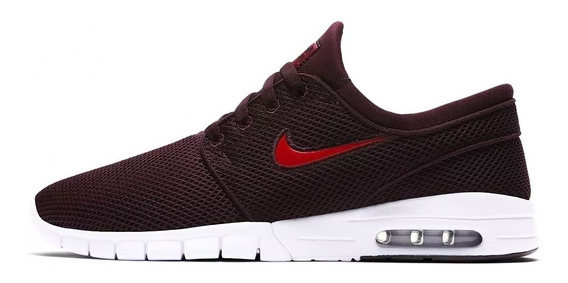 Zapatillas Nike Stefan Janoski Max Burgundy Crush 1305