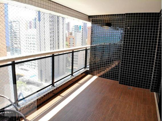 Landscape Com 2 Dormitórios Para Alugar, 66 M² Por R$ 3.800/mês - Meireles - Fortaleza/ce - Ap0324
