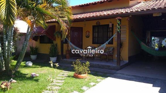 Casa Em Condomínio Em Itaipuaçú-maricá - Ca4011