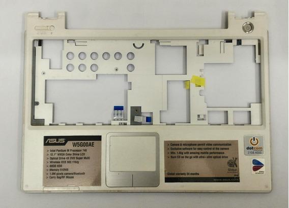 Carcaça Base Do Teclado Notebook Asus W5f / W5000 Series Bra