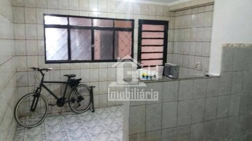 Sobrado Com 2 Dormitórios À Venda, 108 M² Por R$ 180.000,00 - Jardim José Sampaio Júnior - Ribeirão Preto/sp - So0009