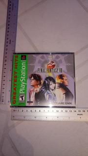 Final Fantasy 8 Square Enix Psone En Muy Buen Estado