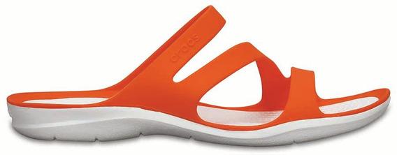Crocs Originales Swiftwater Sandal Active Orange