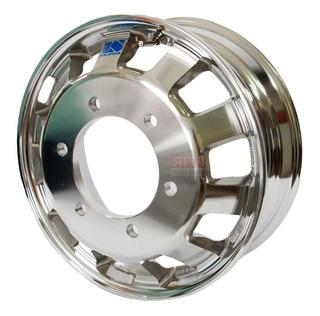 Roda De Alumínio 17,5 Caminhão, Micro Onibus E Motorhome
