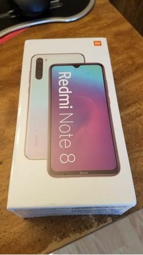 Redmi Note 8 Impecable (también Permuto) Precio Negociable!