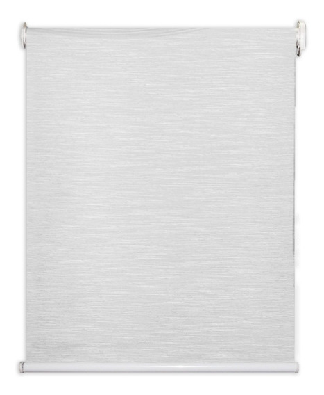 Persiana Scala Roller Blackout 150x220 Color Blanco Relieve