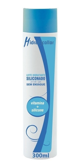 Leite Hidratante Siliconado 300ml Sem Enxague Mairibel