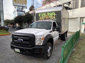 Ford F-450 6.7l Ktp Diesel At 2015
