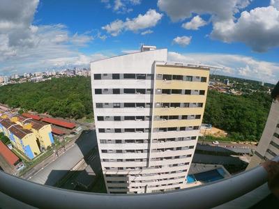 Solar Dos Franceses Com 3 Dormitórios À Venda, 81 M² - Dom Pedro - Manaus/am - Ap0497