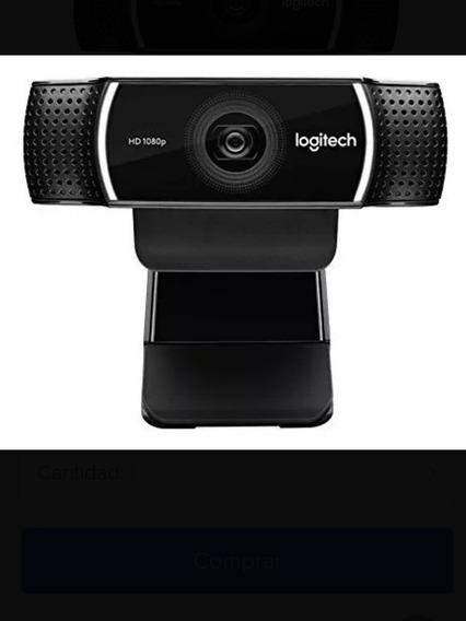 Logitech C922pro Hd