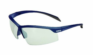 North By Honeywell A1205 Relentless Safety Eyewear, Midnight