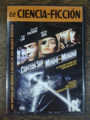 Imagen 1 de 4 de Capitan Sky Y El Mundo Del Mañana (2004) * Dvd *