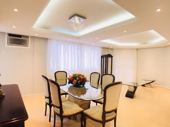 Apartamento No América Com 3 Quartos Para Locação, 157 M² - 15042