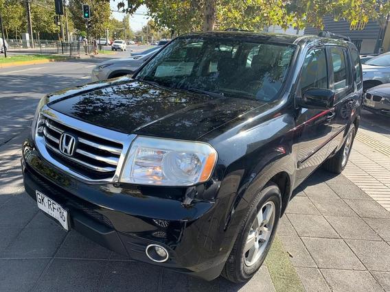 Honda Pilot Ex 3.5 Aut 2014