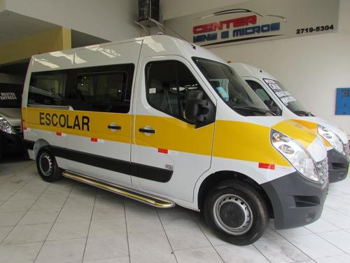 Van Escolar Renault Master 2021/2022
