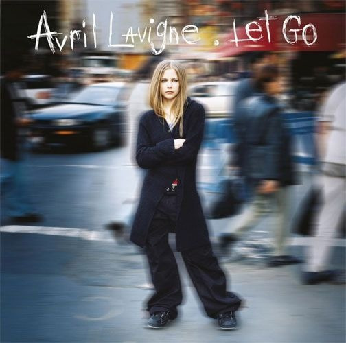 Lp Avril Lavigne Let Go 180gr Vinil Lacrado