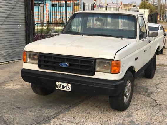 Ford F-100 3.6 1990 Nafta 4x2