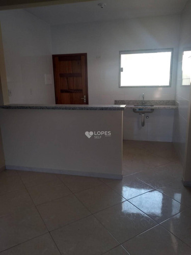 Apartamento À Venda, 50 M² Por R$ 175.000,00 - Jardim Atlântico Leste (itaipuaçu) - Maricá/rj - Ap42224