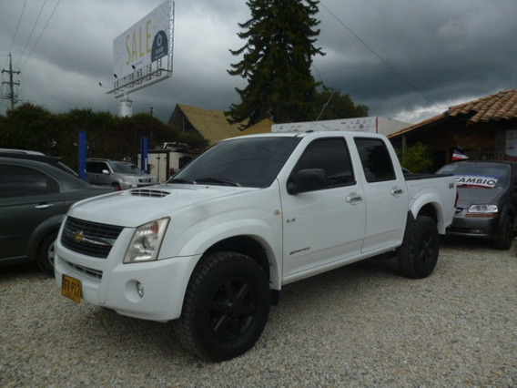Chevrolet Luv D Max 2013 Cuero 4*4 Diesel Full Mt