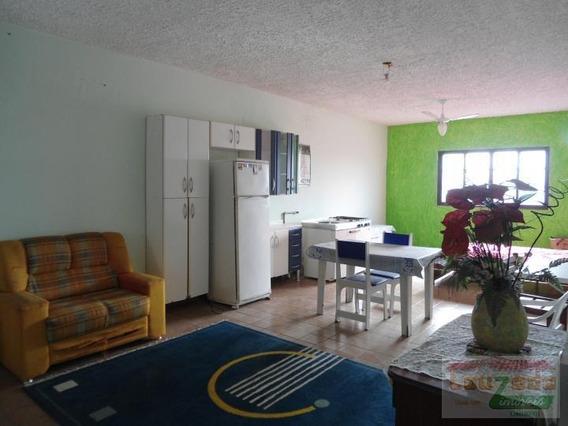 Kitnet Para Venda Em Peruíbe, Jardim Barra De Jangadas - 1010