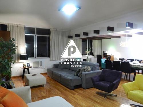 Apartamento À Venda, 4 Quartos, 1 Suíte, Tijuca - Rio De Janeiro/rj - 27007