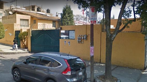 Hermosa Casa En Remate En Miguel Hidalgo 3a Secc. Tlalpan