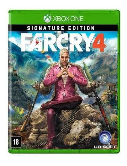 Far Cry4 Xbox One Mídia Física