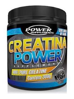Creatina Power Supplements 300 Gramas